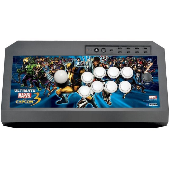 Ultimate Marvel vs. Capcom 3 Fighting Stick