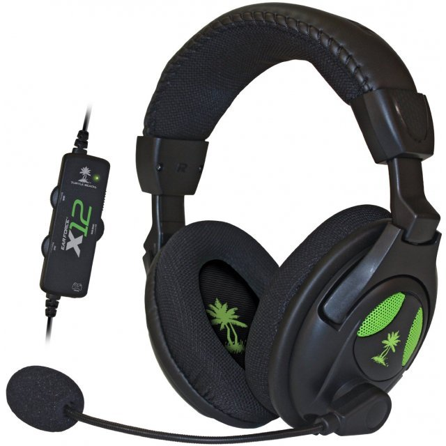 Turtle Beach Ear Force X12 Gaming Headset (US)