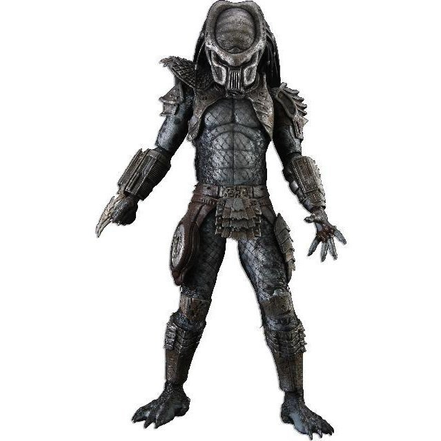 Predators 2 1/4 Pre-Painted PVC Action Figure: Warrior Predator