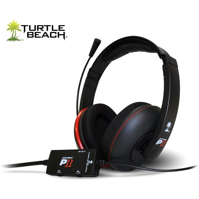 Turtle Beach Ear Force P11 Gaming Headset (PS3)