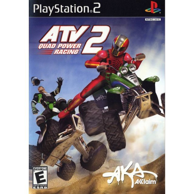 ATV Quad Power Racing 2