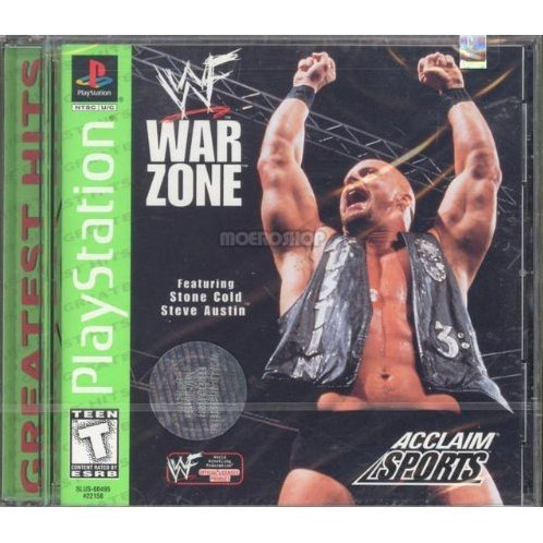 WWF War Zone (Greatest Hits)