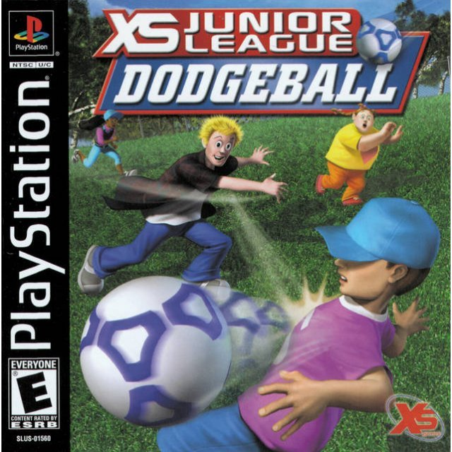XS Junior League Dodgeball