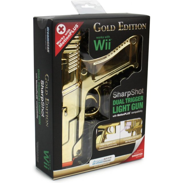 DreamGear Sharp Shot (Gold)
