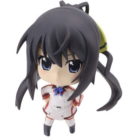 Puchikko Shinonono Infinite Stratos Non Scale Pre-Painted PVC Figure: Hoki