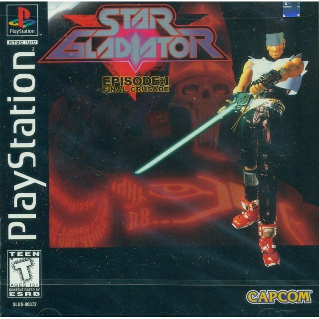 Star Gladiator Episode I - Final Crusade