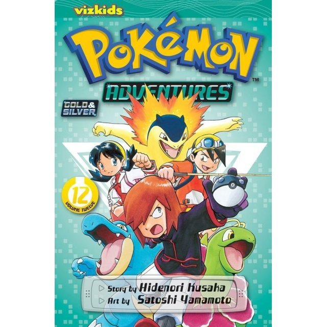 Pokemon Adventures Vol. 12