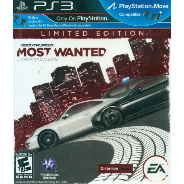 Need for Speed: Most Wanted - A Criterion Game (Limited Edition)