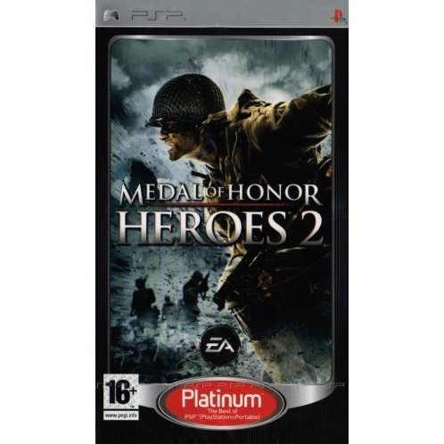 Medal of Honor Heroes 2 (Platinum)