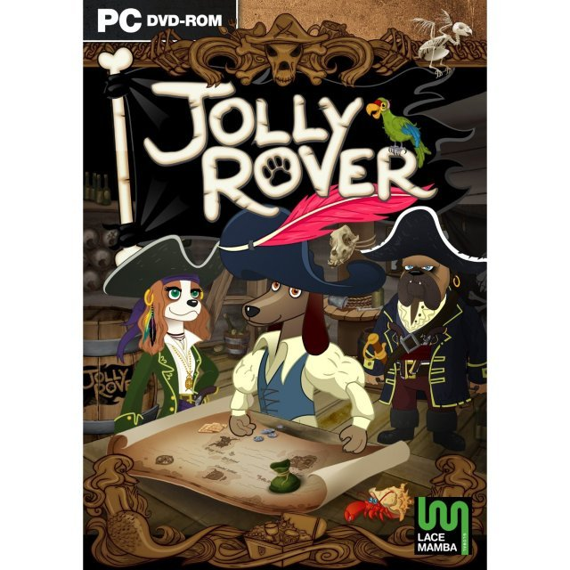 Jolly Rover (DVD-ROM)