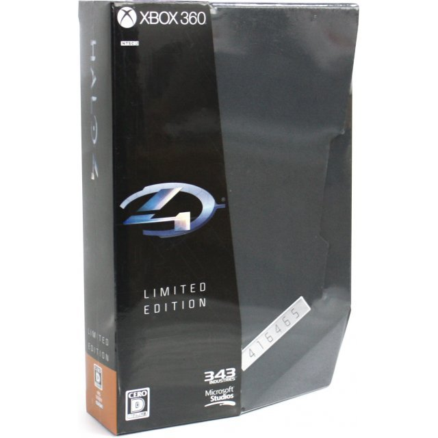Halo 4 [Limited Edition]