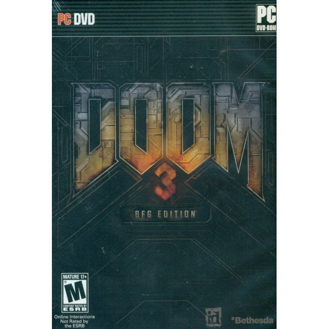 Doom 3 BFG Edition (DVD-ROM)