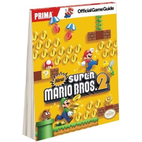 New Super Mario Bros 2 Prima Official Game Guide