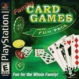 Family Card Game Fun Pack