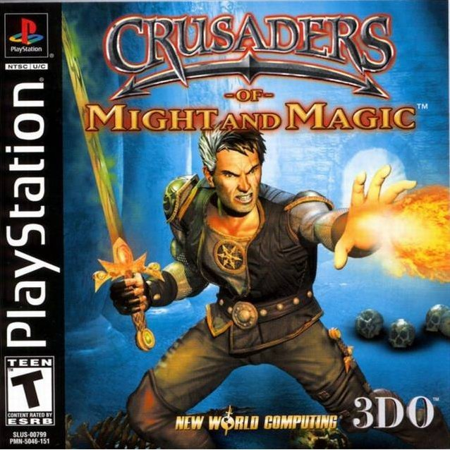 Crusaders of Might and Magic
