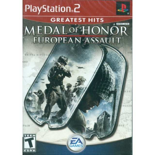 Medal of Honor: European Assault (Greatest Hits)