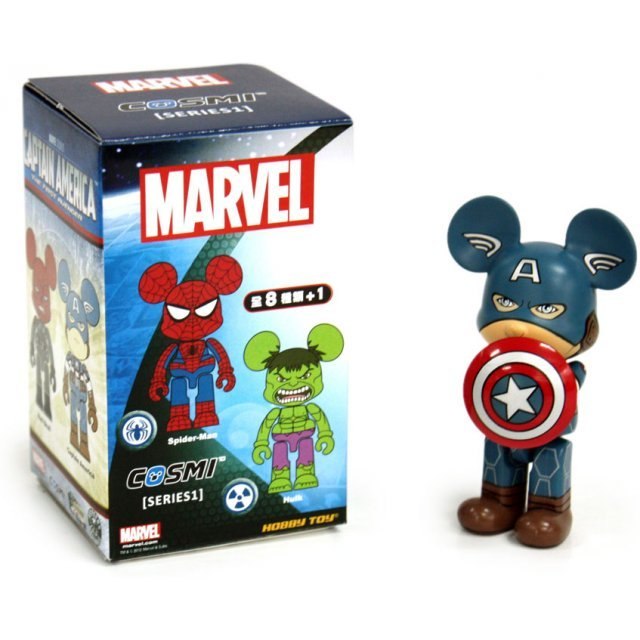 COSMI Marvel Series 1