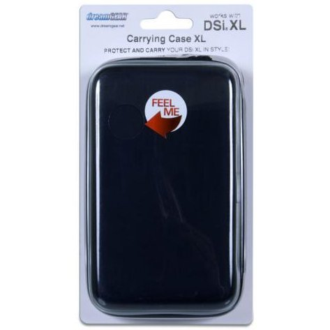 DreamGear Carrying Case XL for DSi XL - Black