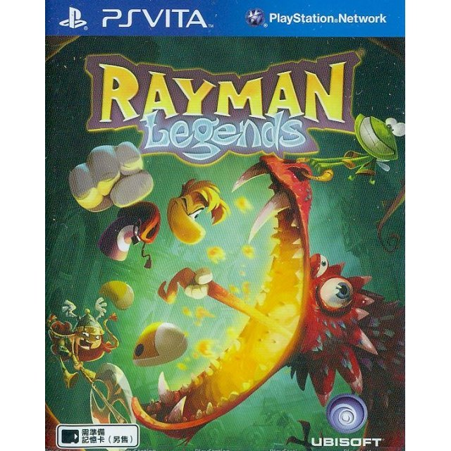 Rayman Legends (English Version)