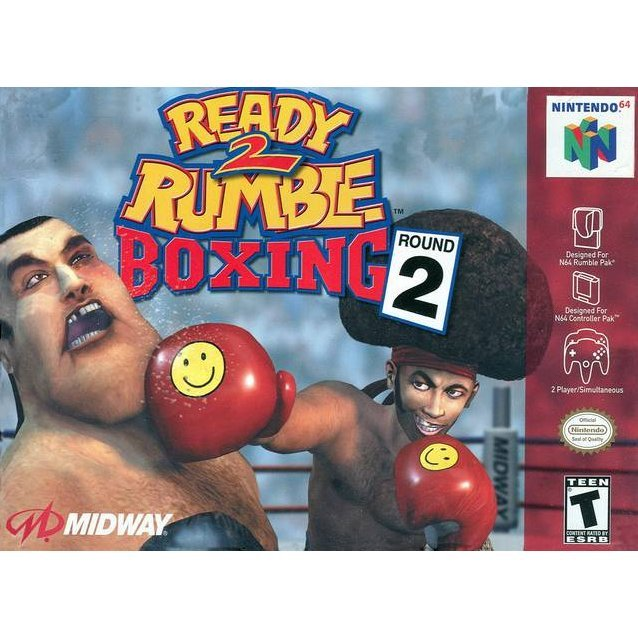 Ready 2 Rumble Boxing: Round