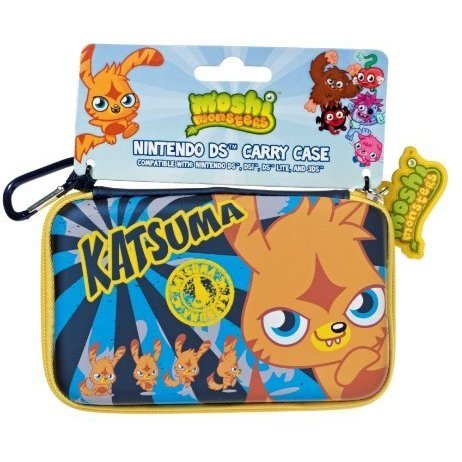 Moshi Monsters Console Carry Case (Katsuma)