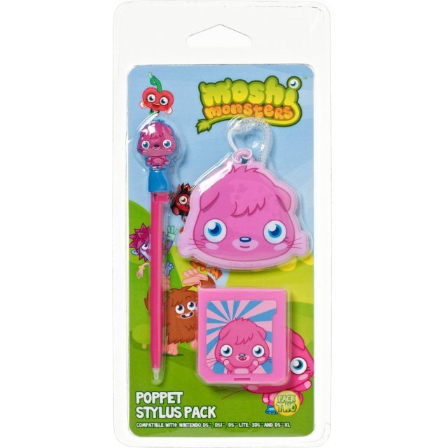 Moshi Monsters Stylus Pack (Poppet)