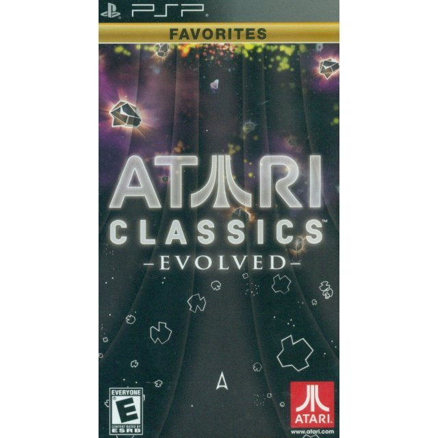 Atari Classics Evolved (Favorites)