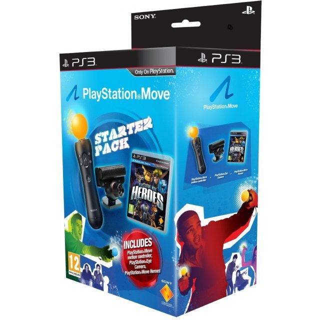 PlayStation Move Heroes (Starter Pack)