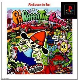 PaRappa The Rapper (PlayStation the Best)