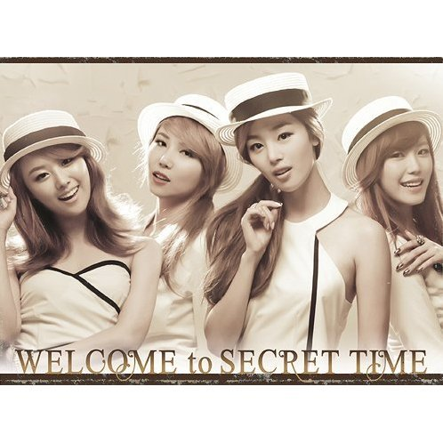 Welcome To Secret Time [CD+DVD Limited Edition Type B]