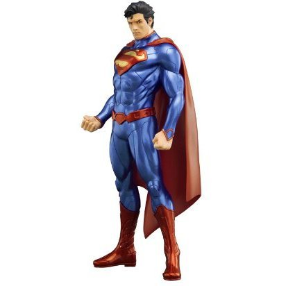 ARTFX+ DC Comics New 52 1/10 Scale Pre-Painted Figure: Superman (Re-run)
