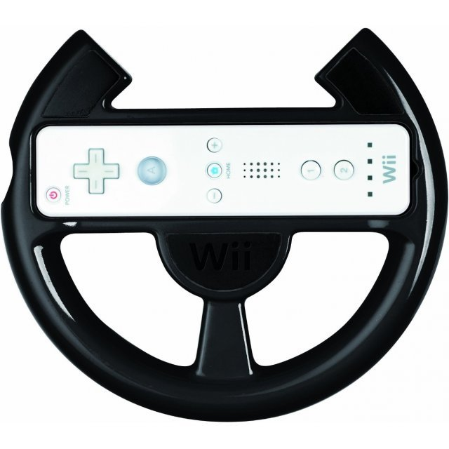 Power-A Comfort Racing Wheel (Black)