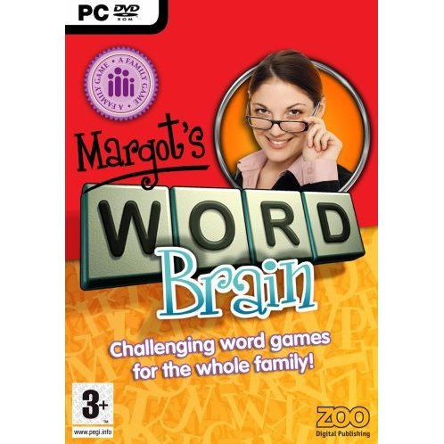 Margot's Word Brain (DVD-ROM)