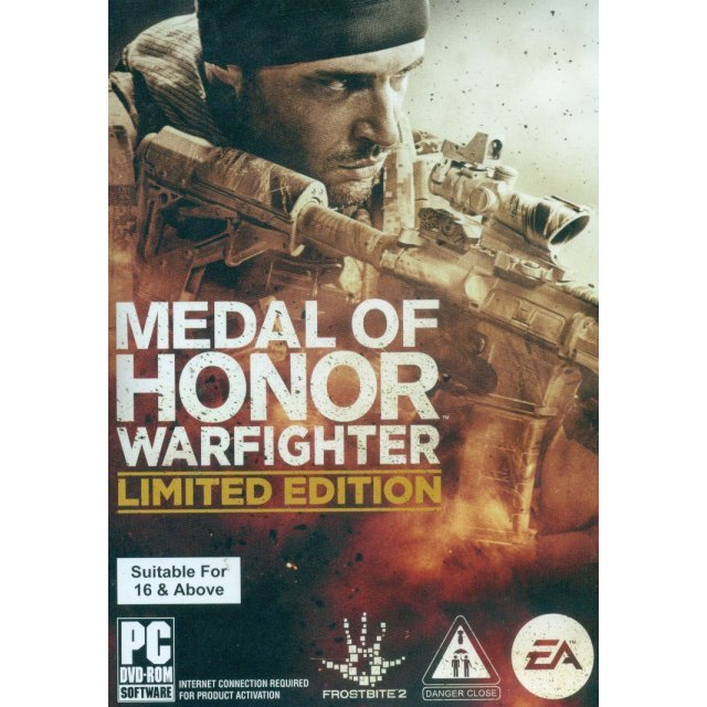 Medal of Honor: Warfighter (Limited Edition) (DVD-ROM) (English Version)
