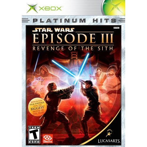 Star Wars Episode III: Revenge of the Sith (Platinum Hits)