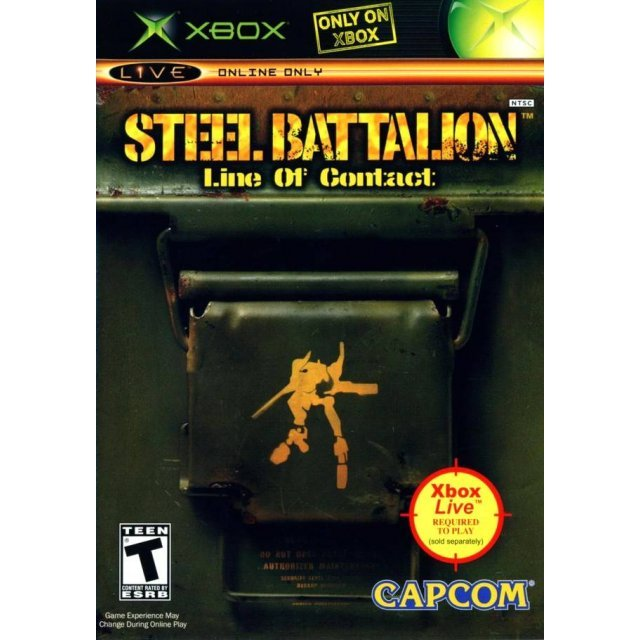 Steel Battalion: Line of Contact