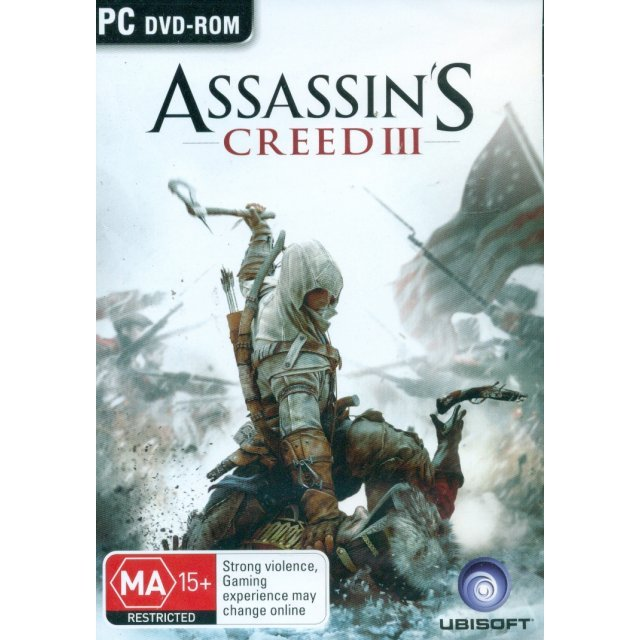 Assassin's Creed III (English) (DVD-ROM)