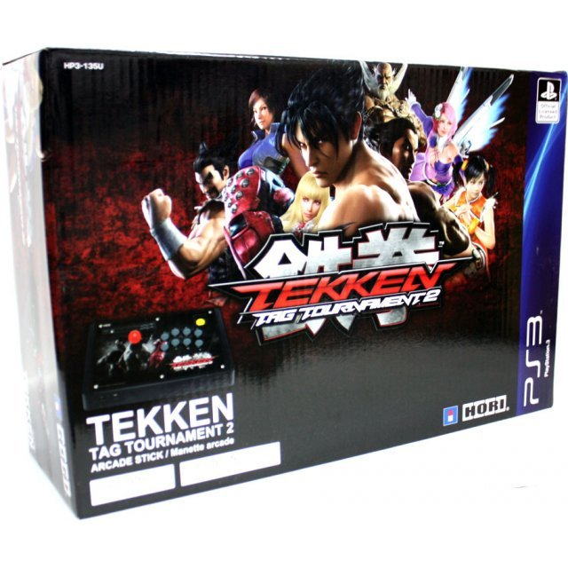 Hori PS3 Tekken Tag Tournament 2 Arcade Stick 3