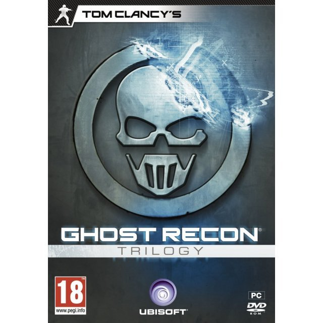 Tom Clancy's Ghost Recon Trilogy (DVD-ROM)