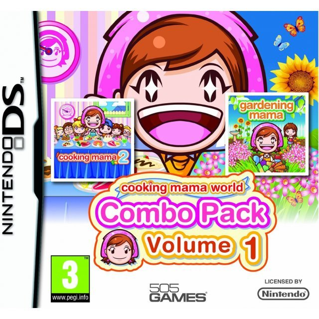 Cooking Mama World: Combo Pack Volume 1