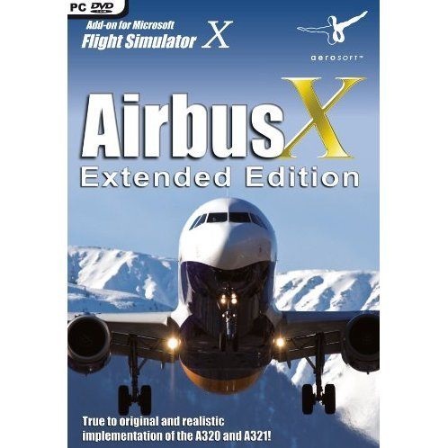 Airbus X (Extended Edition) (DVD-ROM)