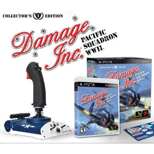 Damage Inc.: Pacific Squadron WWII (Collector's Edition)