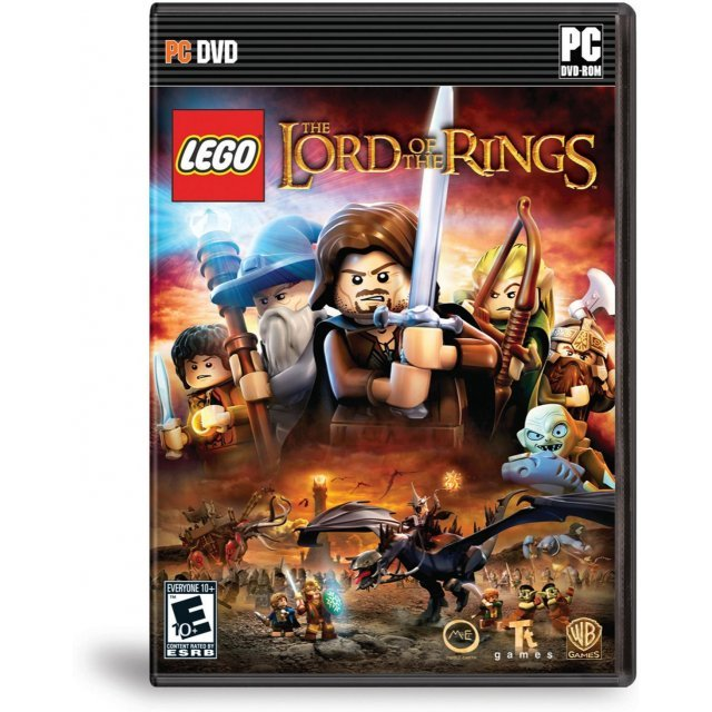 LEGO The Lord of the Rings (DVD-ROM)