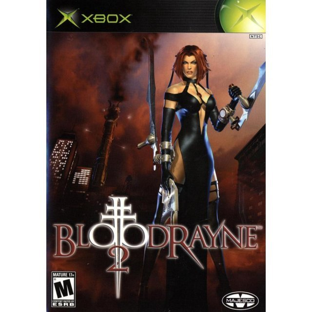 BloodRayne 2 [Original Xbox Game]