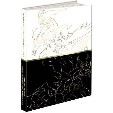 Pokemon Black Version 2 and Pokemon White Version 2 Collector's Edition Guide: The Official Pokemon Strategy Guide