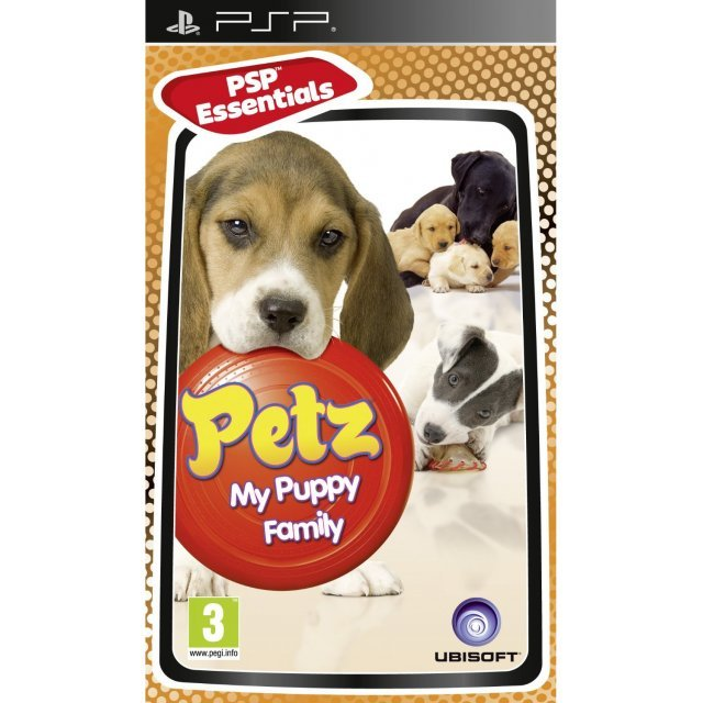 Petz: My Puppy Family (Essentials)