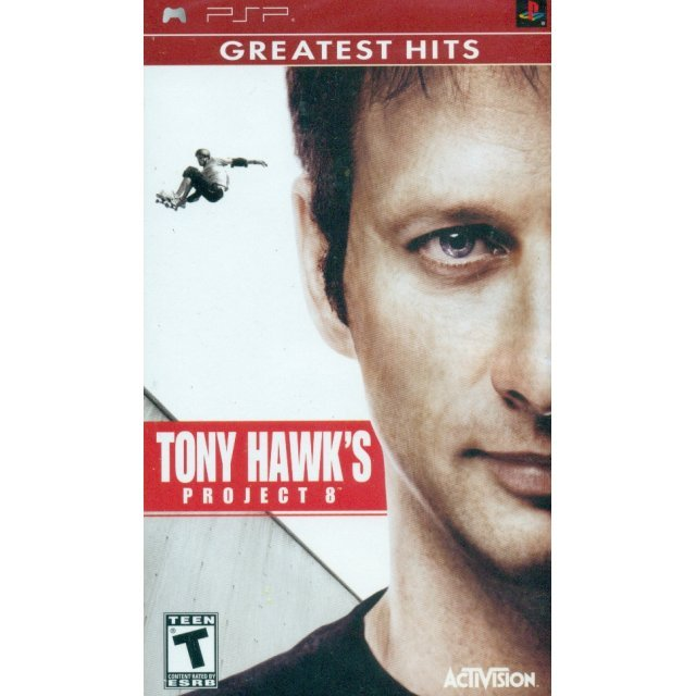 Tony Hawk's Project 8 (Greatest Hits)