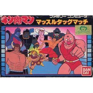 Kinnikuman: Muscle Tag Match