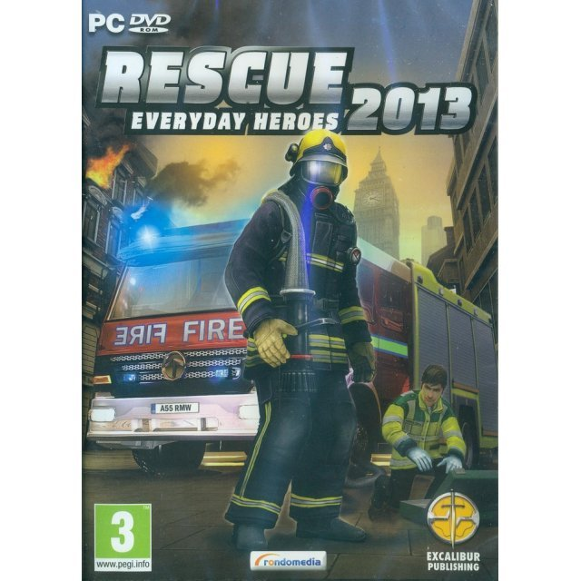 Rescue 2013: Everyday Heroes (DVD-ROM)