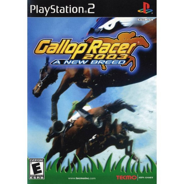 Gallop Racer 2003: A New Breed *PUT OFFSALE*
